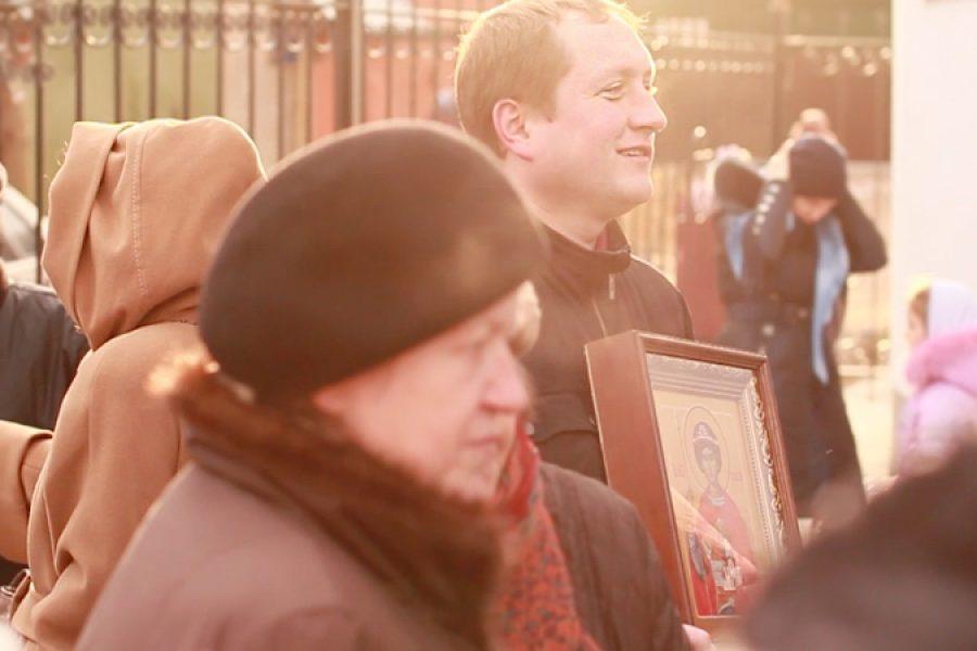 В Воронеже открылся храм Георгия Победоносца