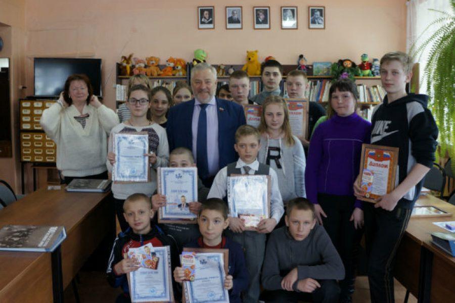 Воспитанники семилукского спеццентра стали лауреатами Всероссийской олимпиады