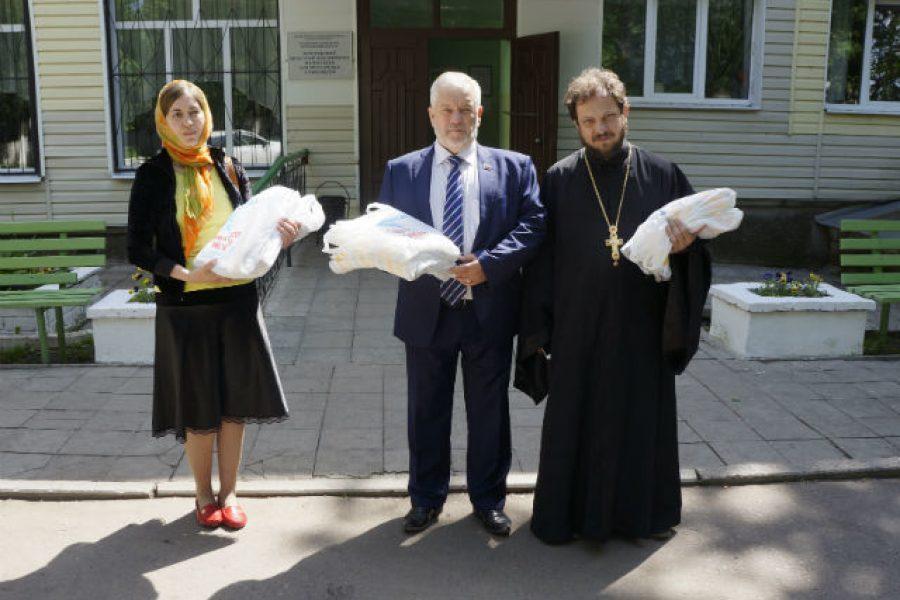Александр Жуков: «Помогать людям – это человеческая обязанность каждого»