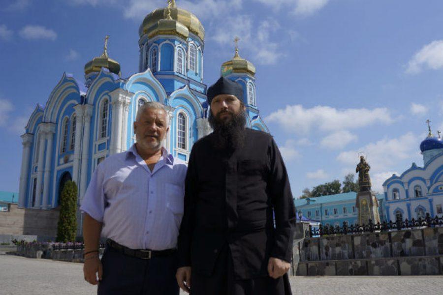 «Доброта» для веры: Александр Жуков посетил монастырь в Задонске